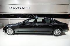 Maybach 62 Pavillion Stockfotografie