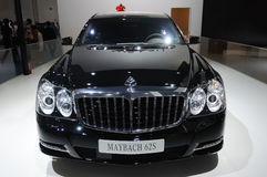 Maybach 62s Stock Photos