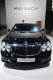 Maybach 62s Stock Photo