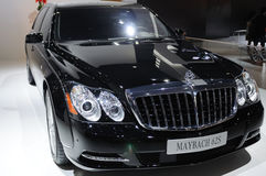 Maybach 62s Stock Photography