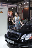 Maybach 62s Royalty Free Stock Photos