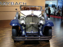 Maybach Zeppelin 1931 DS 8 Lizenzfreie Stockfotografie