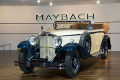 Maybach Zeppelin Stock Image