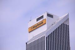 Maybank Malaysia Royalty Free Stock Image
