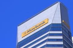 Maybank Singapore Stock Image