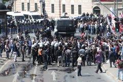 Mayday à Istanbul Photo libre de droits