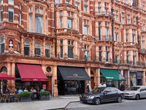 Mayfair district of London Stock Image