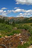 Mayflower Gulch Royalty Free Stock Photography