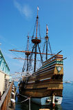 The Mayflower II Stock Images