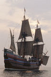 Mayflower II replica Royalty Free Stock Photography