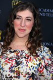 Mayim Bialik Royalty Free Stock Photo