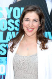 Mayim Bialik Stock Photography
