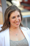 Mayim Bialik Royalty Free Stock Photography