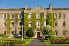 Maynooth University. county Kildare. Ireland. Maynooth University. Facade to St. Joseph square. Maynooth. county Kildare. Ireland Stock Photos