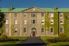Maynooth University. county Kildare. Ireland. Maynooth University. Facade to St. Joseph square. Maynooth. county Kildare. Ireland Stock Photography