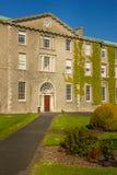 Maynooth University. county Kildare. Ireland. Maynooth University. Facade to St. Joseph square. Maynooth. county Kildare. Ireland Royalty Free Stock Photography