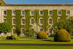 Maynooth uniwersytet okręg administracyjny Kildare Irlandia obraz royalty free