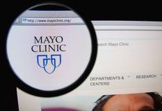 Mayo Clinic Fotografía de archivo libre de regalías