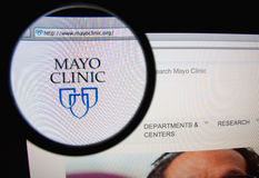 Mayo Clinic Royalty Free Stock Photography