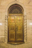 Mayo Clinic Plummer building interior door Royalty Free Stock Photos