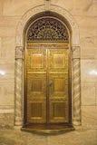 Mayo Clinic Plummer construisant la porte intérieure photos libres de droits