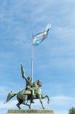 Mayo square Buenos Aires, Argentina city Royalty Free Stock Photo