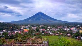Mayon Immagine Stock Libera da Diritti