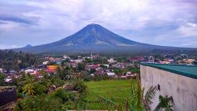 Mayon Royalty Free Stock Image