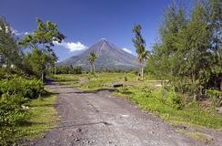 Philippines - Mayon Volcano Royalty Free Stock Photography