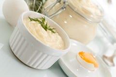 mayonesa Imagenes de archivo