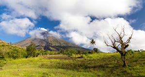 Mayong inminente Imágenes de archivo libres de regalías