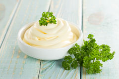 Mayonnaise Stock Photos