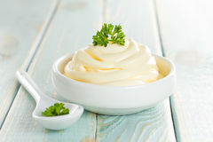 Free Mayonnaise Stock Image - 27514171