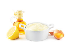 Mayonnaise Stock Image