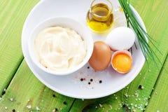 Mayonnaise Stock Photos