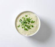 Mayonnaise dressing Stock Photos