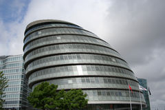 Mayor of London offices Stock Photos