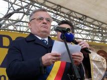 Mayor Nicolai Ontanu Zdjęcie Stock