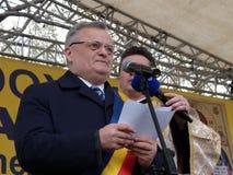 Mayor Nicolai Ontanu Zdjęcie Royalty Free