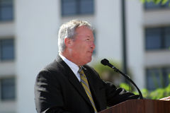 Mayor of Orlando, Florida, Buddy Dyer Stock Photography