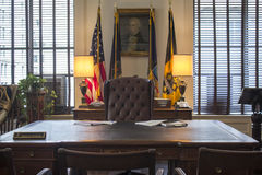 Mayor of Pittsburgh Office Front Stock Photography