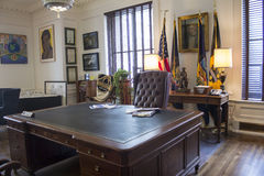 Mayor of Pittsburgh Office Side Royalty Free Stock Photo