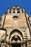 Mayor Priory church, El Puerto de Santa Maria. Stock Photo