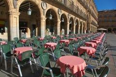Mayor square, Salamanca Royalty Free Stock Image