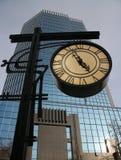Mayores horas de la calle. Imagenes de archivo