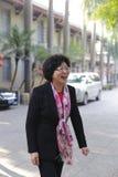 Mayoress nichao Royalty Free Stock Images
