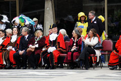 Mayors Royalty Free Stock Photography