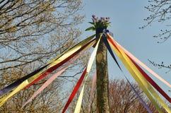 Maypole Стоковое Фото