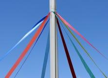 Maypole imagen de archivo