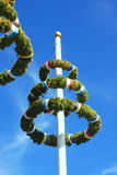 Maypole Germany Stock Image